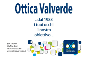 OTTICA VALVERDE - Botticino (BS)