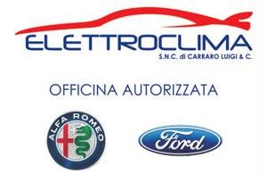 Autofficina Elettroclima Ford Alfa Romeo e multimarca