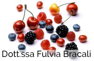 Dietista Nutrizionista Dott.ssa Fulvia Bracali