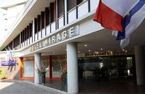 GOLDEN TULIP MIRAGE HOTEL FLORENCE ****