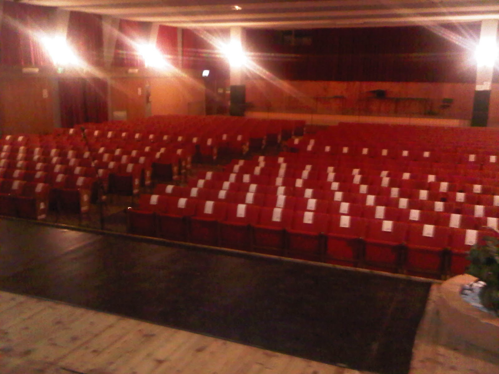 CINETEATRO DUSE - www.ctduse.it