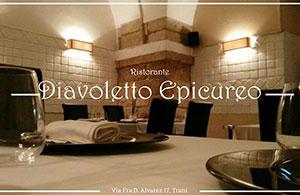 RISTORANTE 'DIAVOLETTO EPICUREO'