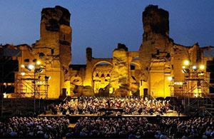 Caracalla 2020<div>Stagione Estiva del Teatro dell'Opera di Roma</div>