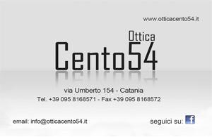 OTTICA CENTO54<br>