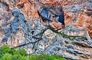 Parco La Majella - Grotte del Cavallone