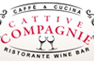 CATTIVE COMPAGNIE  RISTORANTE – WINE BAR