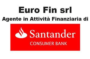 EURO FIN SRL - Agenzia Santander Consumer Bank<div>Iscrizione OAM A2857</div>