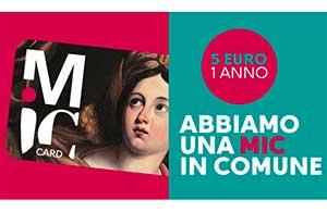 MIC CARD per i Musei romani