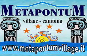 METAPONTUM  VILLAGE