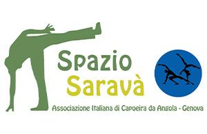 SPAZIO SARAVA'<br>ASD ITALIANA DI CAPOEIRA DA ANGOLA  GENOVA