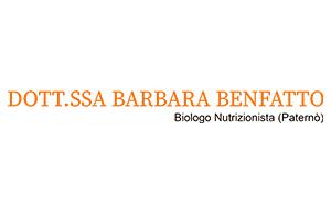 BIOLOGO NUTRIZIONISTA DOTT.SSA BARBARA MARIA BENFATTO