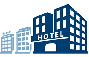 HOTEL  LA ROSA DEI VENTI - CAUTELA SAS