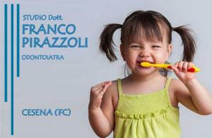 Dr. Franco Pirazzoli<div>ODONTOIATRA -MEDICO CHIRURGO</div>