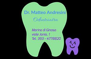 STUDIO DENTISTICO DR. ANDRESINI MATTEO