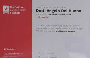 ORTOPEDICO DOTT. DEL BUONO ANGELO