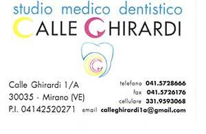 ST. MEDICO DENTISTICO CALLEGHIRARDI DI CASOTTI & INNOCENTINI