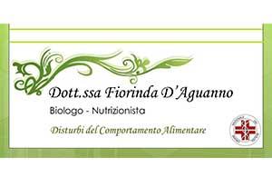 NUTRIZIONISTA D.SSA D'AGUANNO FIORINDA