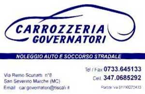 AUTOCARROZZERIA GOVERNATORI ENRICO