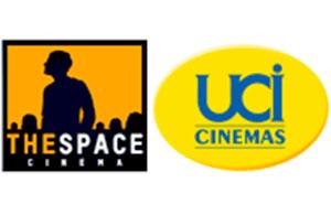BIGLIETTERIA CINEMA - UCI CINEMAS e THE SPACE CINEMA