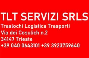 TRASLOCHI TLT SERVIZI S.R.L.S<div><br></div>