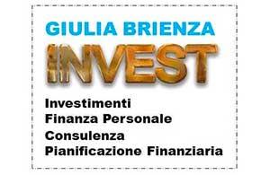 Consulente Investimenti e Gestione del Risparmio<div>GIULIA BRIENZA</div>