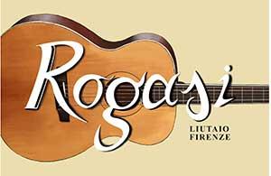 Liuteria Rogasi - COSTRUZIONE e SERVIZI su STRUMENTI MUSICALI A CORDA